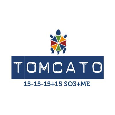 TOMCATO 15-15-15+15 SO3+ME